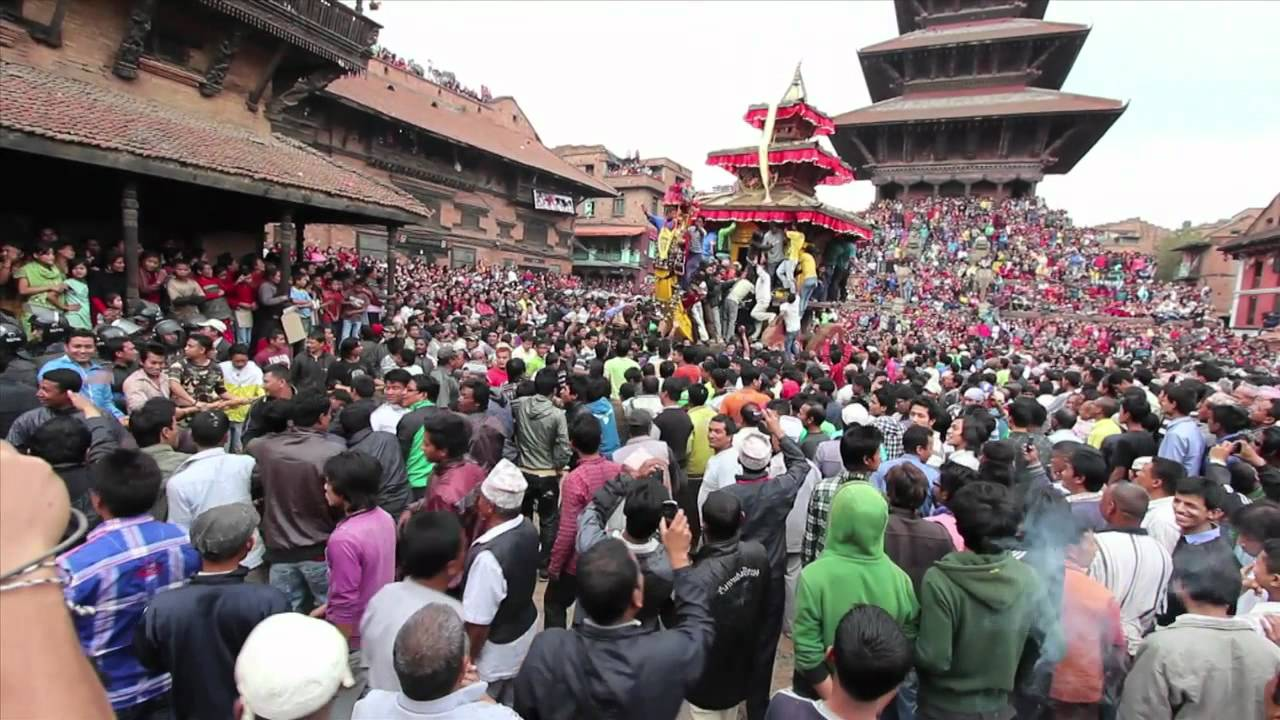 New Year's Day in Nepal