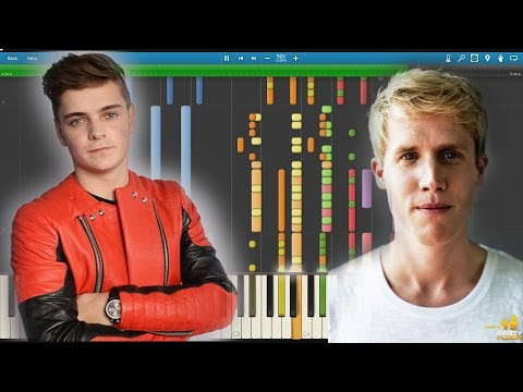 [IMPOSSIBLE] Martin Garrix & Jay Hardway - Spotless (Max Pandèmix piano cover)