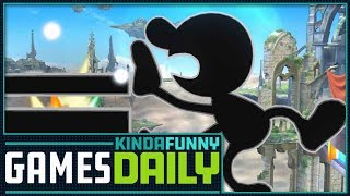 Smash Bros. Removes Native American Reference - Kinda Funny Games Daily 11.07.18