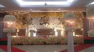 Dekorasi Gedung Masjidraya Peruri Karawang