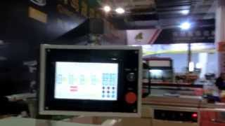Woodworking Machinery Cnc 32 Sliding Panel Saw With Touch Screen Setting  From Tracy Sosn