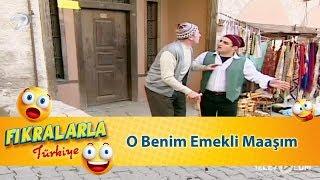 Temel Amcanın Emekli Maaşı - Türk Fıkraları 378