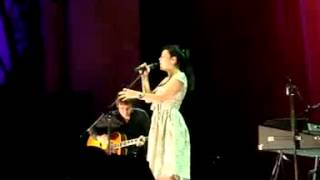 Keane and Lily Allen - Everybody's Changing (Live)