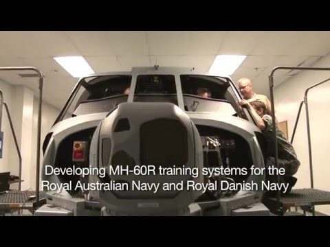 MH-60 Seahawk Training Systems