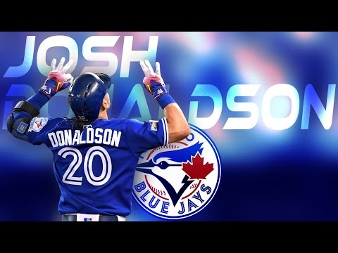 Josh Donaldson | 2016 Blue Jays Highlights Mix ᴴᴰ