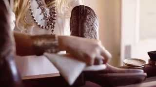 Ariat Presents: How To Clean Cowboy Boots
