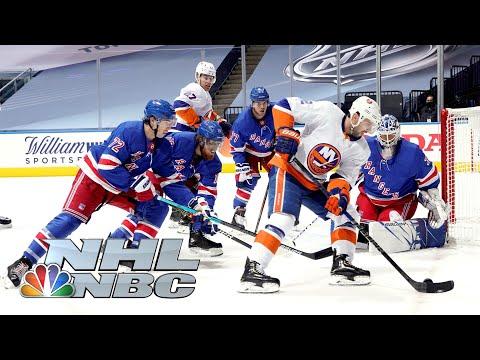 NHL Return-to-Play Exhibition: Islanders vs. Rangers | HIGHLIGHTS | 07/29/20 | NBC Sports