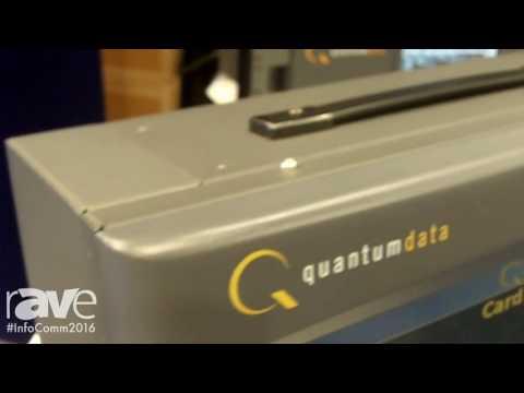 InfoComm 2016: Teledyne Technologies Shows Quantum Data 980 Series