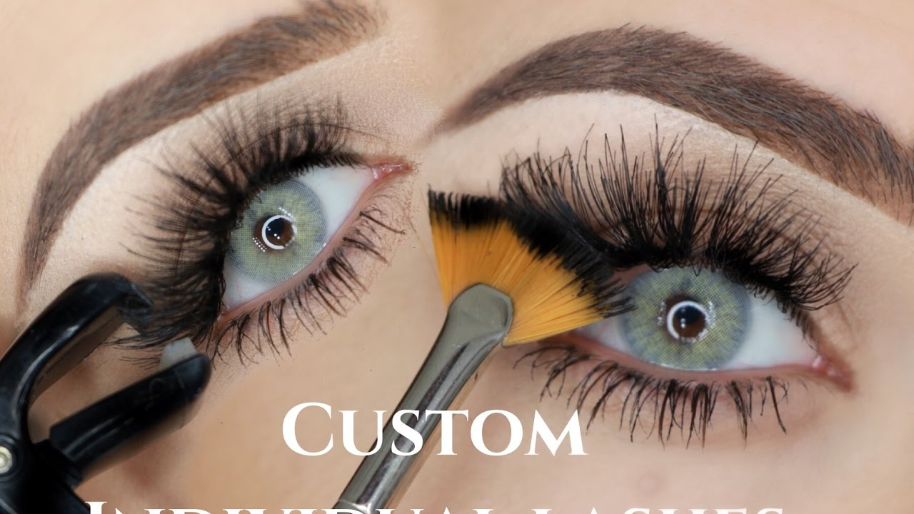 Download How to custom perfect Individual lashes
