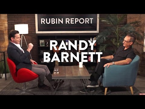 Randy Barnett and Dave Rubin on Classical Liberalism and The Constitution (Full Interview)