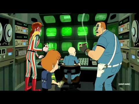 Venture Brothers - Halloween at the Compound
