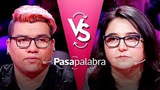 Pasapalabra | Egor Montecinos vs Ximena Vásquez