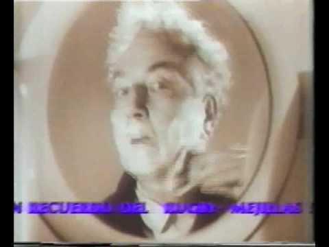"""Robert Graves as himself. """"Man in the mirror"""""""