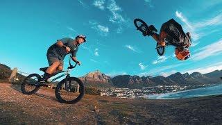 GoPro: BMX Cape Town ft. Murray Loubser