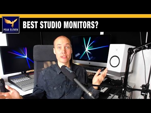 Best Studio Monitors for Your Home Studio?