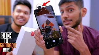 ONEPLUS 7 PRO Ka SACH ! With TECH BURNER ( camera,Pubg,Design)🔥🔥🔥