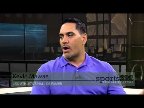 Kevin Mawae on Sports 225, Segment 3, 10 17 13