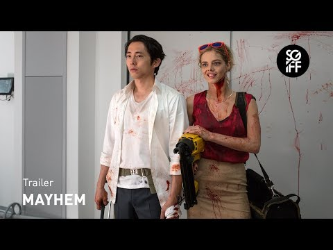 Mayhem Trailer   SGIFF 2017 streaming vf