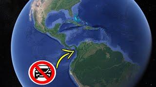 Почему из Северной Америки нельзя проехать в Южную на автомобиле . Дарьенский пробел.