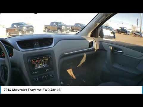 All American Chevrolet Midland >> 2014 Chevrolet Traverse Midland Texas Ej299480tt Youtube
