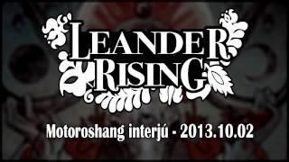 Motoroshang - Köteles Leander & Vörös Attila interjú - 2013.10.02 Thumbnail
