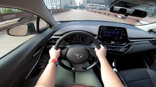 2020 Toyota C-HR Limited: Virtual Test Drive — Cars.com