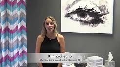 Bikini wax Dunedin FL, eyebrows, cheeks, neck, back, arms, legs at Kim's Wax Studio Dunedin
