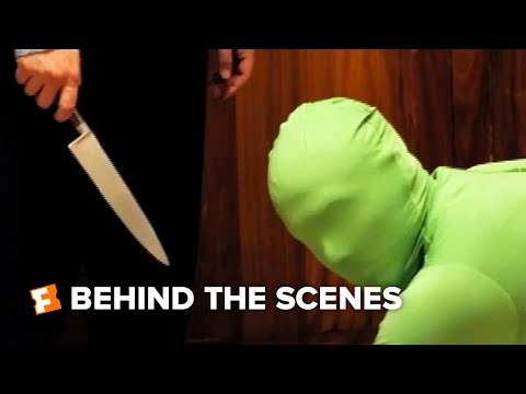 The Invisible Man Behind the Scenes - Stunts and Suspense (2020) | FandangoNOW Extras