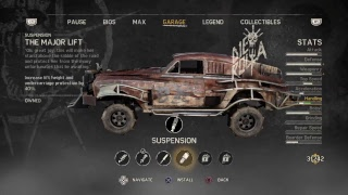 Mad Max part 25 completing challenges and missions