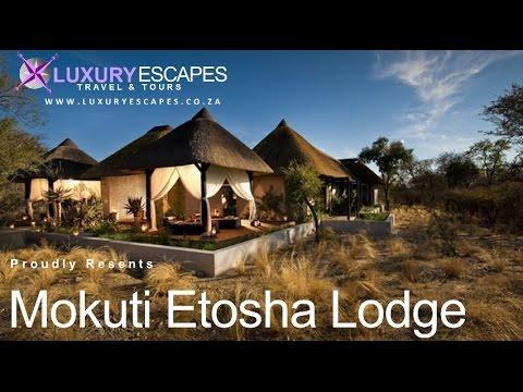 Mokuti Etosha Lodge in Namibia