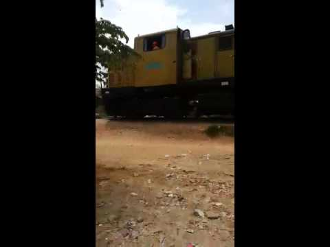 CAMBODIAN TRAIN IN SEN SOK