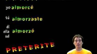 02 Spanish Lesson - Preterite -AR verbs: -gar, -car, -zar