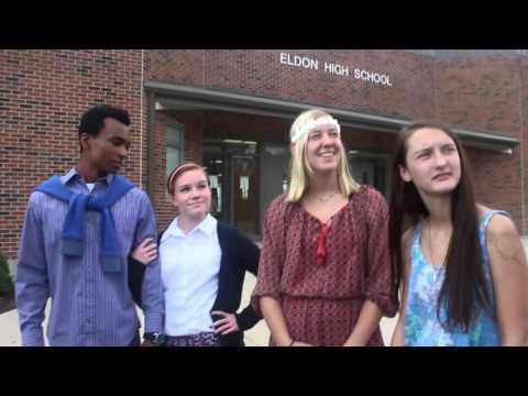 Eldon High School Senior Homecoming Video 2015