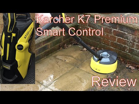 Karcher K7 Premium Smart Control - Review and Demonstration