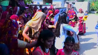 New Marwadi Village dance 2019 मारवाड़ी डांस वीडियो New Dj song 2019
