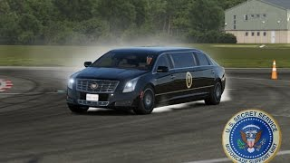 Video TRUMPS new FAST Limo! Secret Service learning how to Drive the POTUS Limo on the TOP GEAR TRACK! download MP3, 3GP, MP4, WEBM, AVI, FLV Agustus 2017