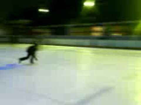 Salto en el palacio de hielo by Rules