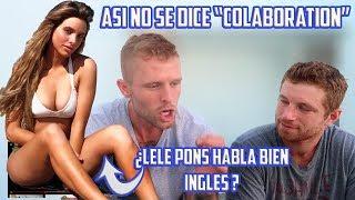 ANALIZO EL INGLES DE LELE PONS #ZACANALIZA