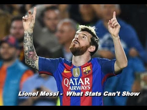Download Lionel Messi -  What Stats Can't Show HD