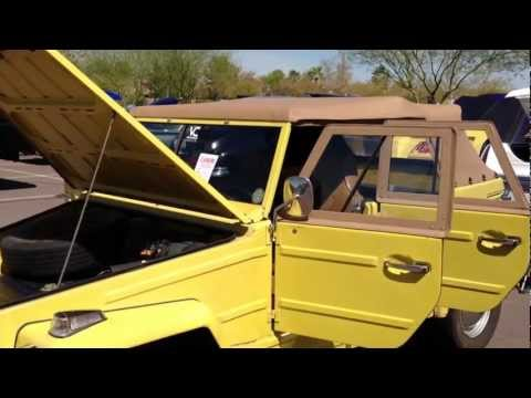 1970 Volkswagen Thing, Safari, Camat, Trekker, Type 181
