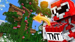 E' GIUNTA L'ORA!! RIEMPIAMO DI TNT CASA DI HEMERALD! Minecraft Ita Anima #30