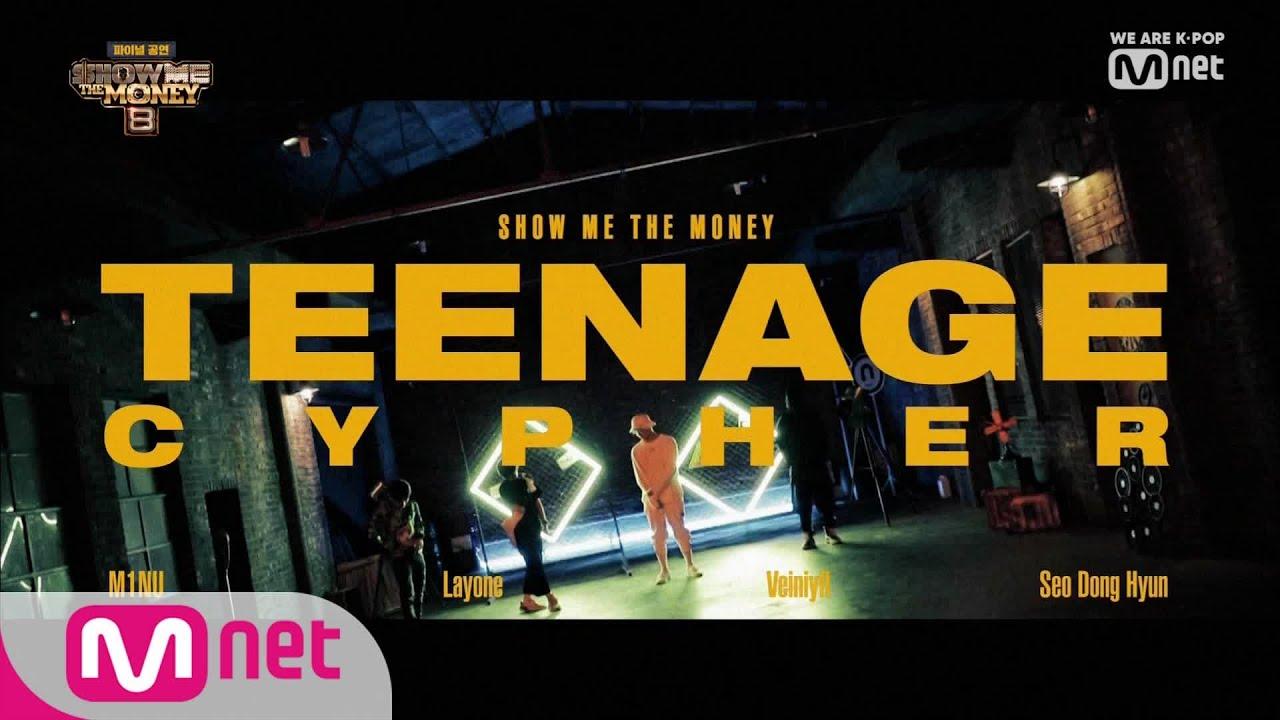 [ENG sub] Show Me The Money8 [10회] M1NU X 래원 X 베이니플 X 서동현 - 급SICK | TEENAGE CYPHER 190927 EP.10