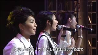 S.H.E 2007日本演出-不想長大、觸電、Super Star