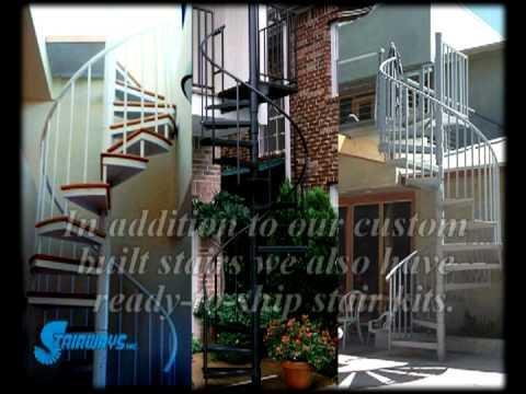 Stairways Inc Stair Cases