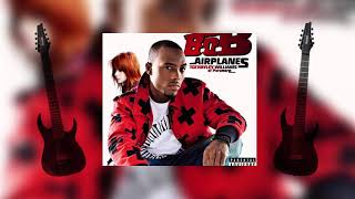 B.o.B feat Hayley Williams - Airplanes (Metal Cover)