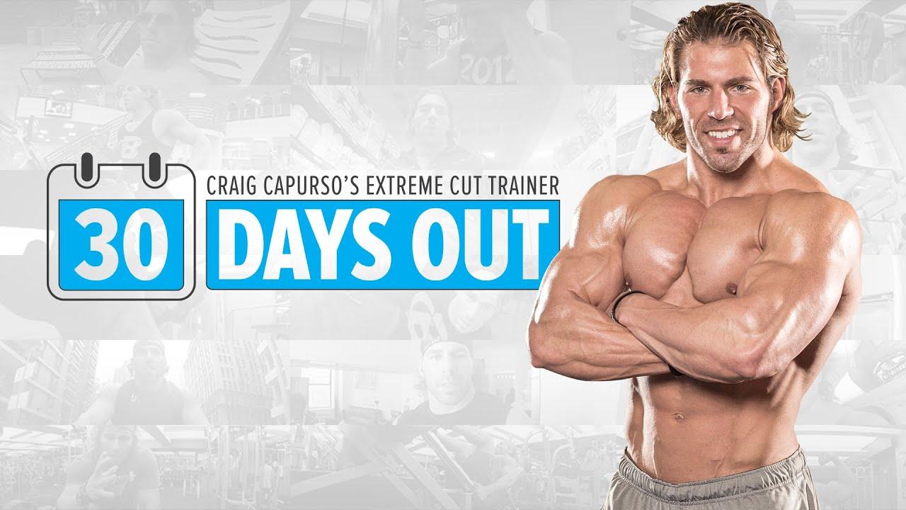 cut træning