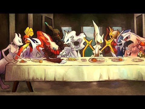 The Greatest Legendary Pokemon Music