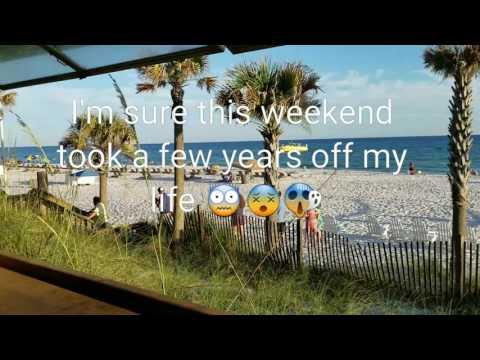 Weekend in Panama edited video