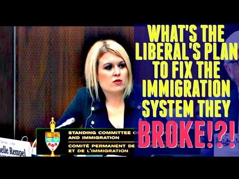 What's the Liberal Party of Canada's / Trudeau's plan to fix the immigration system he broke!?!