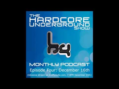 The Hardcore Underground Show - Podcast 04 | 16.12.13.